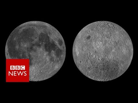 China Moon mission: Spacecraft is first to land on far side - BBC News