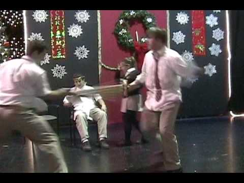Pt 2 Hamlet Arch Ryan HS Christmas Play Shakespeare