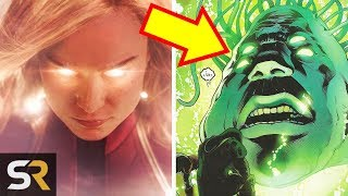 Captain Marvel: Is Annette Bening Actually Playing The Supreme Intelligence?