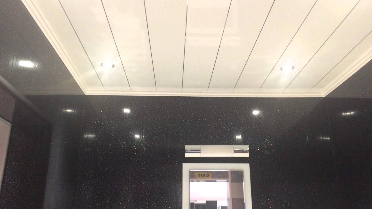 Black Sparkle Display Room By Dbs Bathrooms Youtube