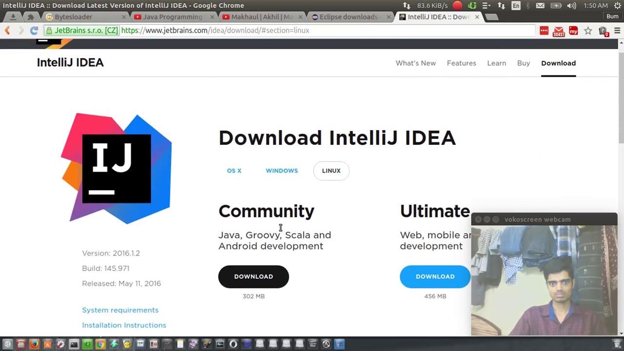 Intellij Idea Reset Trial Ubuntu