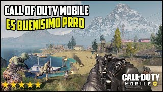 ¿Vale la Pena CALL OF DUTY MOBILE?