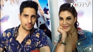 Sidharth Was Told Jacqueline Is A DJ When They First Met