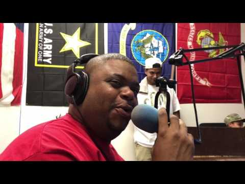 Hip Hop Junkies Episode 2 (Teaser) with Comedian Shawn Harris and Full Deck Militia