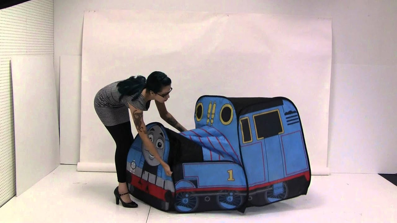& Thomas Vehicle Folding - YouTube
