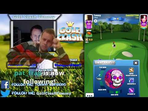 Golf Clash LIVESTREAM, QUALIFYING round California Classic tournament - MASTERS