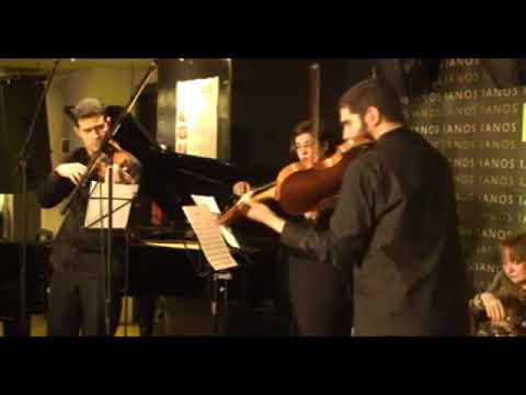 Paivanas Family Trio Live at Ianos