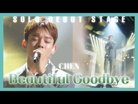 [ComeBack Stage] CHEN - Beautiful Goodbye , 첸 - 사월이 지나면 우리 헤어져요 Show Music Core 20190406