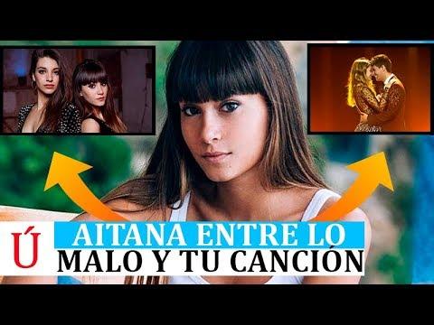 El nuevo single de Aitana entre lo Malo y Tu Canción, de Amaia y Alfred en Eurovisión, Brisa Fenoy