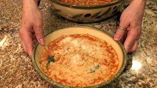 How to Make Pasta e Fagioli (Italian Pasta and bean soup)