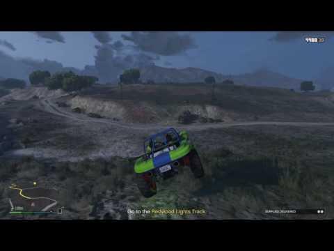 Grand Theft Auto V Car karaoke