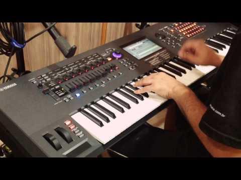 YAMAHA Montage - FM Piano