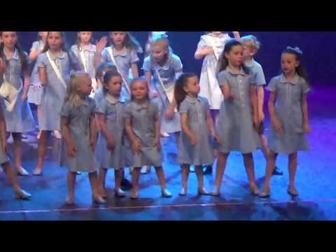 Newmarket School of Dance at Disneyland Paris 22nd Aug 2016.