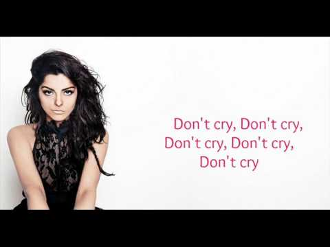 Bebe Rexha  Bad Bitches Dont Cry Lyrics