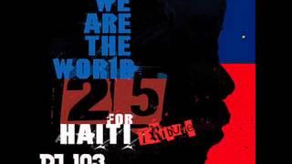 Michael Jackson vs Pop all Stars - We are the world (DJ 103 Tribute Mashup)