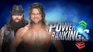 Which new tag team debuted on WWE Power Rankings?: Aug. 13, 2016