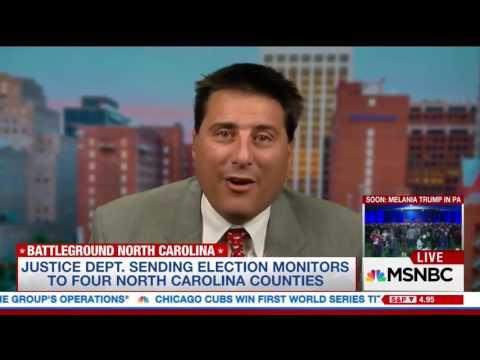 Hillary Clinton Inauguration Jewelry REVEALED !  On MSNBC!