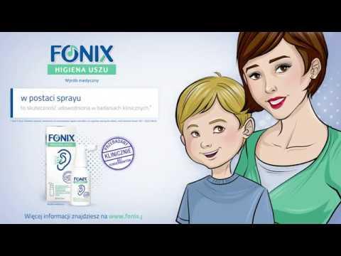 Fonix Higiena Uszu Instrukcja