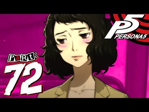 Persona 5 - Part 72 - Hot for Teacher