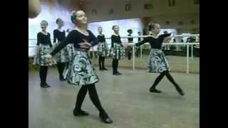 Уроки народного танца 2