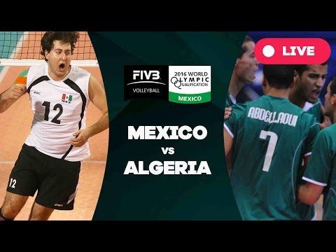 Mexico v Algeria - 2016 Men