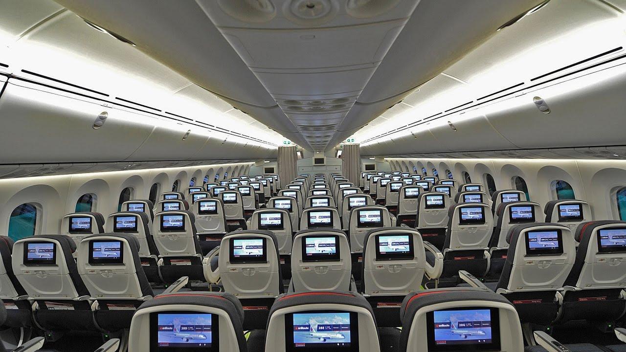 Embraer 190 Air Europa Interior | Brokeasshome.com