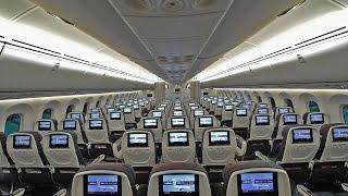 Air Europa 787-8 - Aterrizaje en Adolfo Suárez Madrid-Barajas