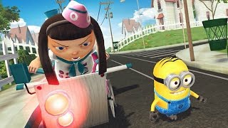 Despicable Me 2: Minion Rush Residential Area Part 7 - Meena Boss