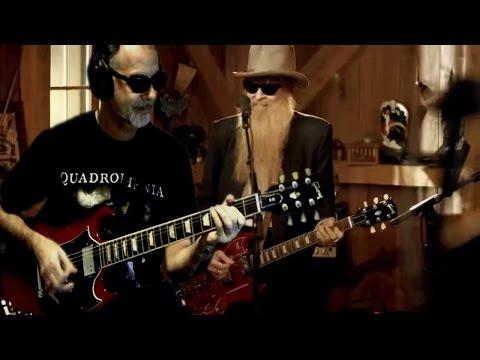 La Grange Subtitulada Billy Gibbons & RollingBilbao ZZ Top cover HD