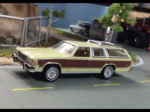 A.s.s nuevo GreenLight 1//64 oldsmobile Vista Cruiser 1972 Estate wagons 3 2019