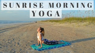 Morning Yoga Workout | Invigorating Flow