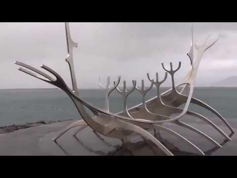 Reykjavík, Iceland - Sun Voyager (Sólfar) HD (2014)