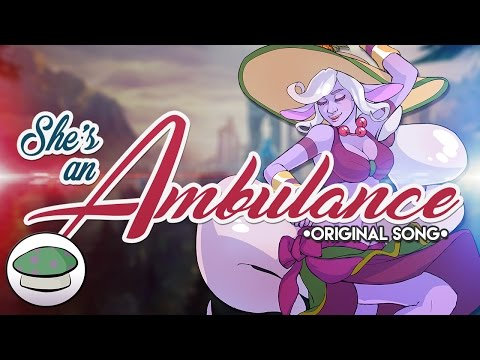 She's an Ambulance - The Yordles 【ORIGINAL SONG】