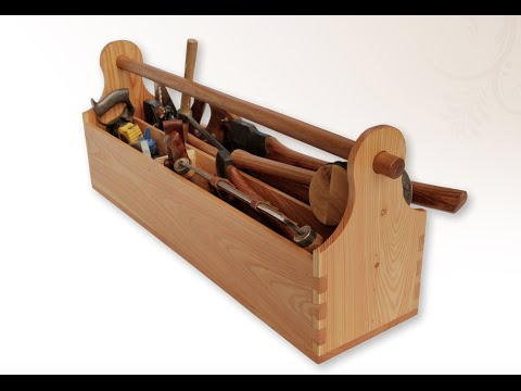 Build Your First Toolbox Vintage Tools Wranglerstar