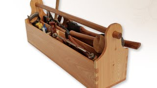 Build Your First Toolbox & Vintage Tools | Wranglerstar