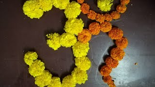 How to make Flower Rangoli/Flower Rangoli/DIY Flower Rangoli/Simple Flower Rangoli/Maya Creations