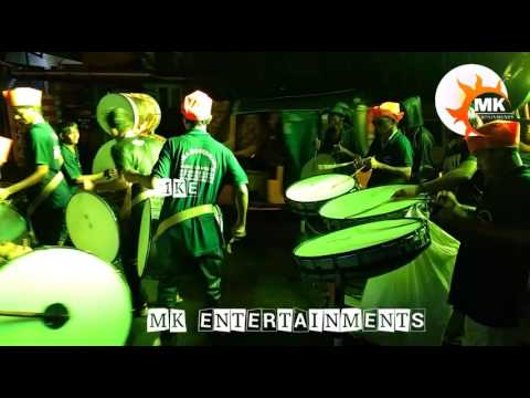 Amazing band Ganesh Visarjan 2016 II...