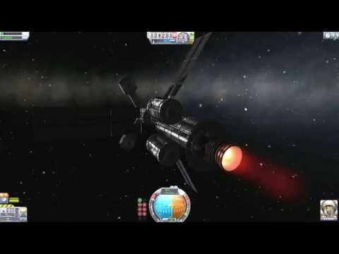 Kerbal Space Program - Pulsed Fusion Propulsion