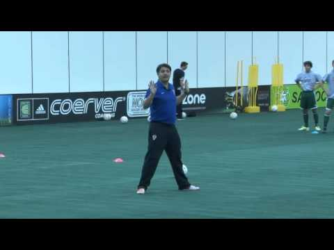 FD06 Dynamic Technique and Individual Tactics in Maintaining Possession