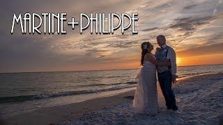 Martine & Philippe Documentary Wedding Film 4K youtube