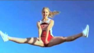 Glee quinn cheerleader
