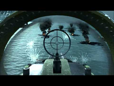 "Call of Duty: World at War- Mission 11: Black Cats ""Veteran Mode"""