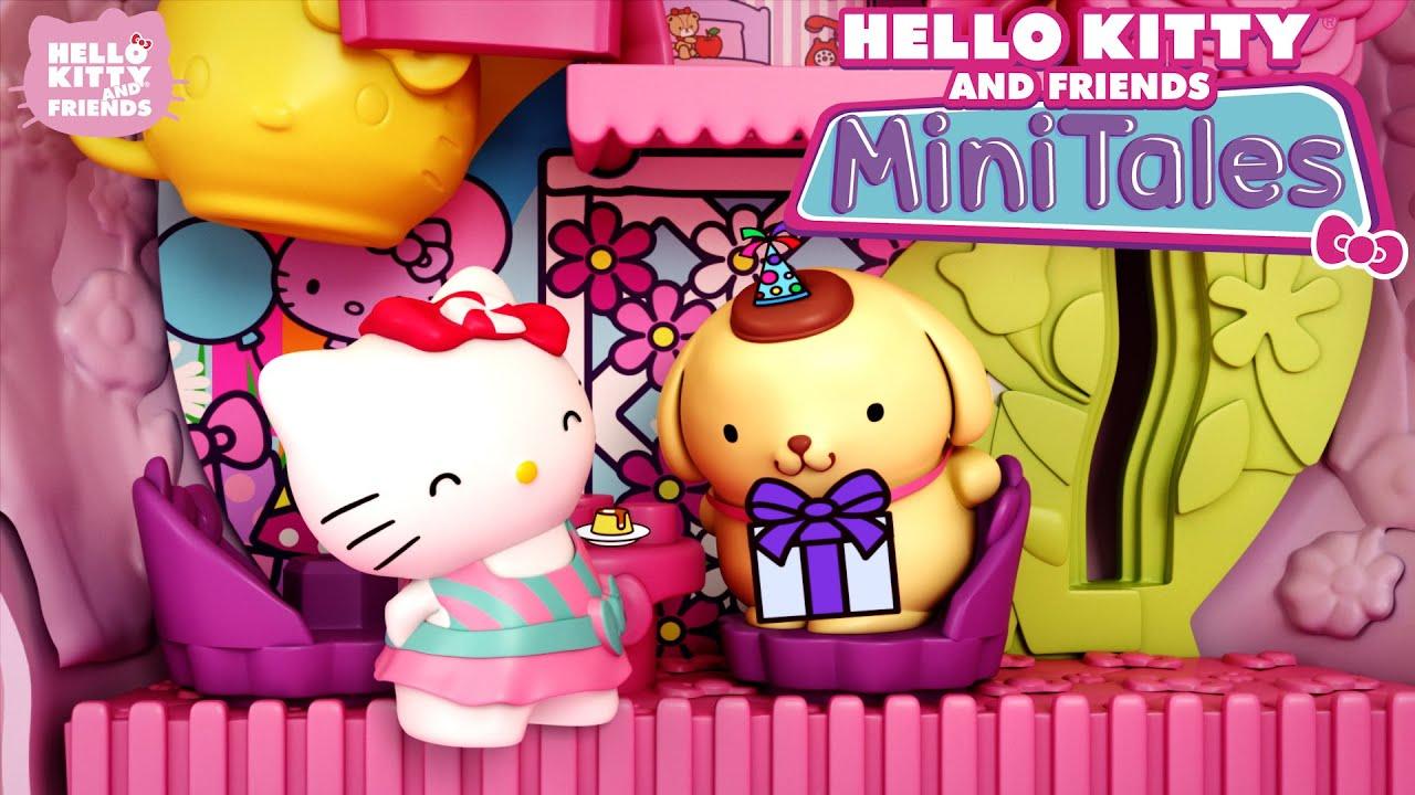 Una Dulce Sorpresa para Pompompurin | Hello Kitty and Friends Mini Tales 3D – Mattel / EP 07