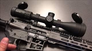 PA Silver Series 3-18 FFP - Illuminated ACSS-HUD-DMR-5.56