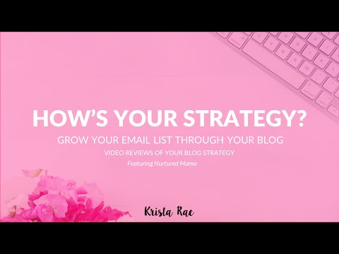 How's Your Strategy: Increase Audience Engagement On Your Blog