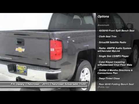 2015 Chevrolet Silverado 1500 Fh Dailey Chevrolet Bay Area San Leandro Ca 7277