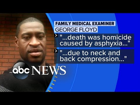 Minnesota AG Reacts To Results Of George Floyd Independent Autopsy Report L ABC News