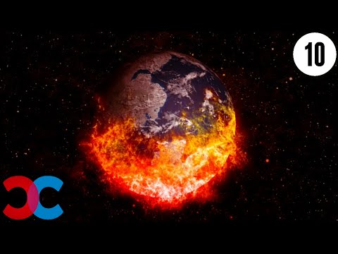 10 Terrifying Ways the World Could End