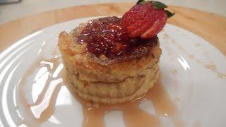 Pancake Pudding Bake - Christmas Special | Sanjeev Kapoor Khazana