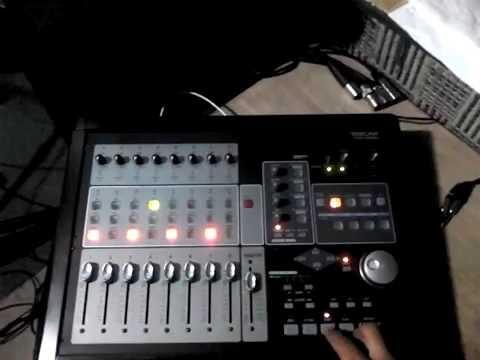 Tascam FW-1082 - YouTube
